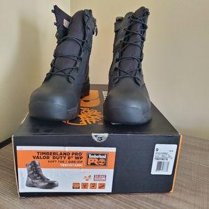 "Timberland Pro Valor Duty 8"" Boot"